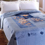 Cobertor King Jolitex Kyor Majestic 2,20m X 2,40m- Vila Loeh