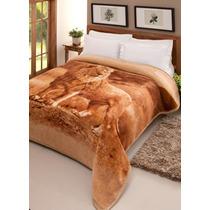 Cobertor Tradicional Plus Jolitex Casal Pelo Alto 1,80x2,20