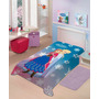 Cobertor Raschel Infantil Solteiro Disney Frozen - Jolitex