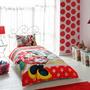 Disney Minnie Tea Time Jogo De (lençol) Cama / Licenciado