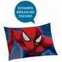 Fronha Avulsa Homem Aranha Spider Man The Amazing - Lepper