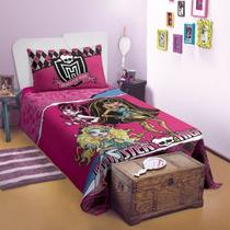 Colcha Simples Monster High - Lepper