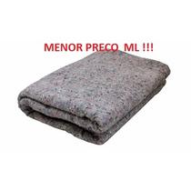 10 Pecas Cobertor Popular - Doacao - Manta - Frete Gratis
