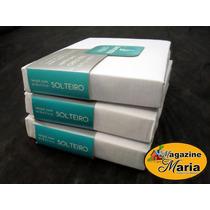 Pacote 12 Lençóis C/ Elástico Solteiro Santista Prata Branco