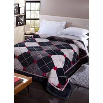 Cobertor Tradicional Nobre Pelo Alto Jolitex Casal 1,80x2,20