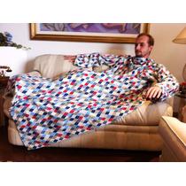 Cobertor Com Mangas - Wac Wac - Losango