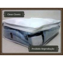 Capa Protetora De Edredon Tamanho Pp Kit Com 02 Unidades