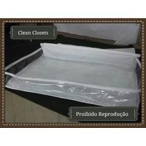 Capa Protetora De Edredon Tamanho P Kit Com 02 Unidades