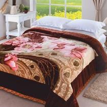 Cobertor Casal King Alta Qualidade Mega Quente 2 Imagens
