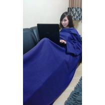 Cobertor Com Mangas - King Syze - 1,80x1,90m - Maior Mercado
