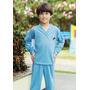 Pijama Masculino Infantil Alta Qualidade Especial Lote Com 5