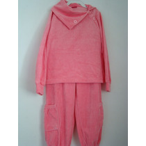 Puket - Pijama De Plush Rosa. Temos Lilica Ripilica.
