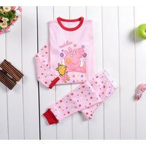 Nova Pijama Peppa Pig - Pronta Entrega - 4 - 5 Anos
