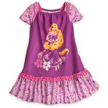 Camisola Infantil Disney Princesa Rapunzel Enrolado Original