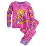 Pijama Infantil Disney Princesa Rapunzel - Enrolados