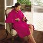 Roupão Feminino Lepper Espace Quimono-rosa Pink. Promoção