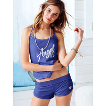 Short Dool Angel Azul Victória Secret Primavera Verão 2016