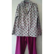 Pijama Feminino Inverno Flanelado