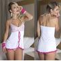 Camisola Sexy Promoção + Frete Grátis + Brinde!!!