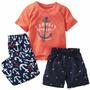Pijama 3 Peças Carter