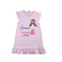 Camisola Infantil Princesa Club Z Tam.02,03,04 Anos