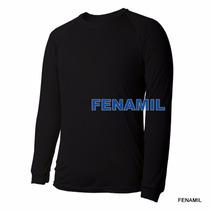 Blusa Térmica Masculina Flanelada Intern. Frio/neve 480 Fios