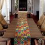 Caminho De Mesa Haus For Fun Ladrilho 39 35x160 Cm