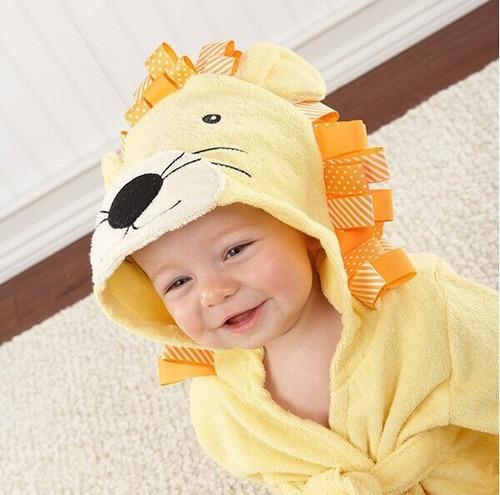 Roupao infantil bichinhos banho piscina bebe p for Piscina p bebe