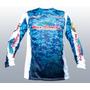 Camisa De Pesca Praticantes De Pesca Com Kayak