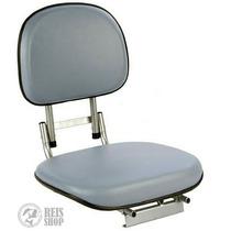 Cadeira P/ Barco Giratória C/ Assento Anatômico De Corvin