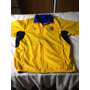 Agasalho Brasil Eliminatorias Copa 2002 Jogador Original