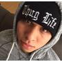 Touca Beanies Toucas Tupac Thug Life & Hip Hop Makaveli
