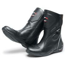 Bota Motociclística Mondeo Leather Dry Evo Feminina 37