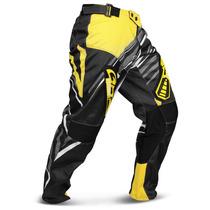 Calça Pro Tork Insane 3 Black Yellow Trilha Motocross Enduro
