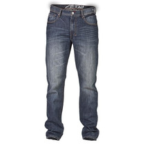 Calça Jeans Alpinestars Midnight Worn Azul 46(br) 38(us) Rs1