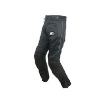 Calça Motoqueiro Helt Confort Nylon Impermeavel C/ Proteções