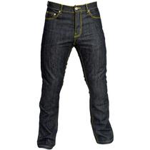 Calça Jeans Texx Evolution Kevlar Fender - Preta