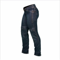 Calça Jeans Hlx Feminina Penélope Azul Com Proteção 38