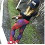 Calça Legging Caveira Skull Fitness Suplex Geladinho!!!