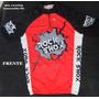 Camisa M Ciclismo Masculina Sport Rock Shox Frete Grátis