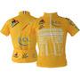 Camisa De Ciclismo Be Fast Lider Tour De France N Garmin
