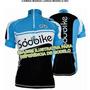 Camisa De Ciclismo Sódbike Manga Longa - Bike