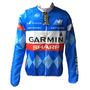 Capa De Chuva Ciclismo Ert Garmin Sharp Tam G