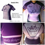 Camisa Ciclismo Femenina /bike/bicicleta/roupa