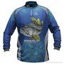 Camisa Faca Na Rede Robalo Extreme Dry Proteção Solar Tam P