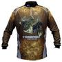 Camiseta Faca Na Rede Modelo Nc14 Tambaqui Tam. M