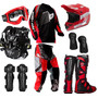 Kit Motocross Trilha Pro Tork 8 Itens + ==> Frete Gratis <==