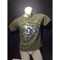 Camiseta Importada Motocross Tribal Usa Cod T02