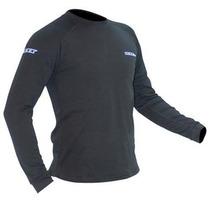 Segunda Pele Motoqueiro Texx (blusa Térmica) Frio Intenso