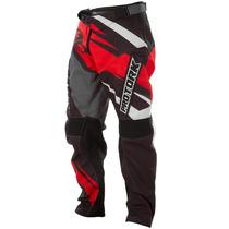 Calça Insane 4 Vermelho Motocross Pro Tork + Frete Grátis